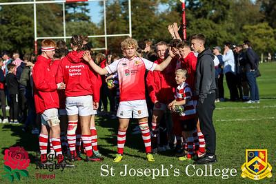 Match 43 - Brighton College v St Joseph's College