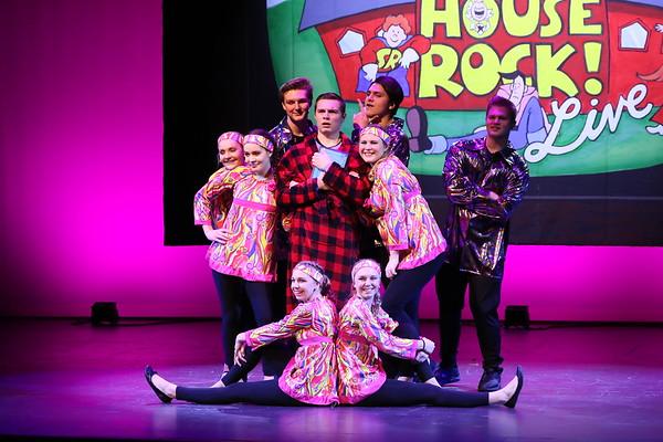 'Schoolhouse Rock Live!' - 2019 KCHS Musical - 3/2019