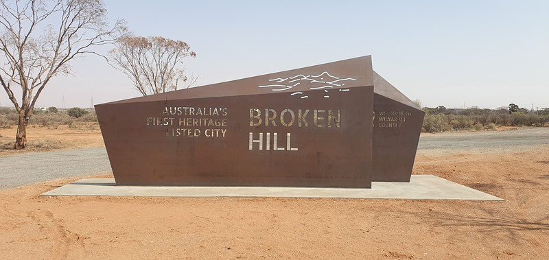Broken Hill Day Trip