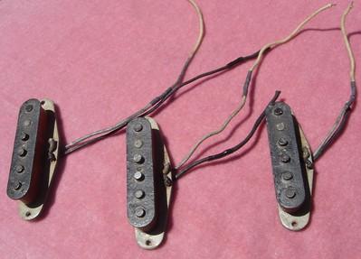 452- 1965 Stratocaster pickups