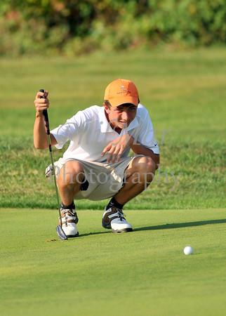 Berks Catholic Golf 2012 - 2013