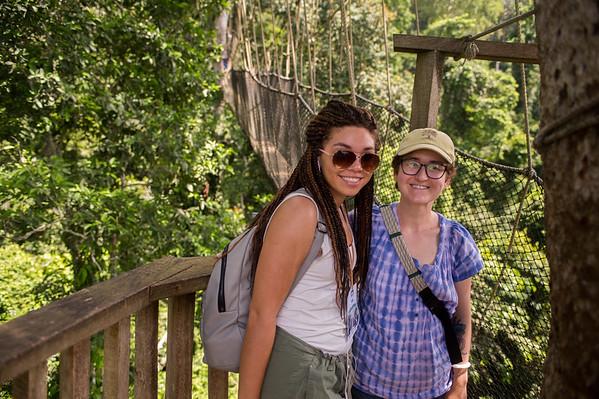 Kakum National Park Canopy Walk