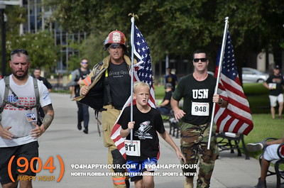 Tunnel to Towers 5k - 9.2.17