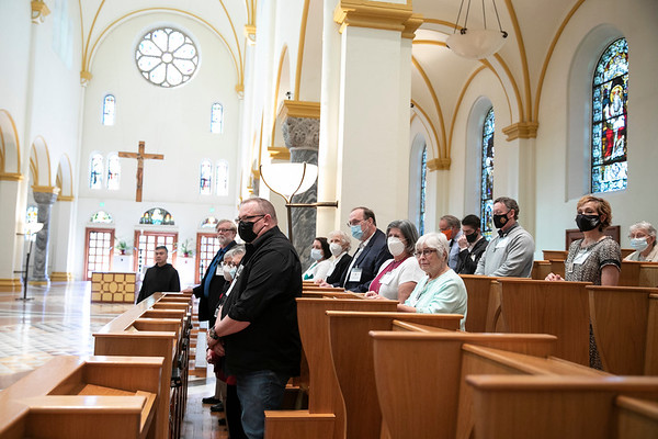 Oblations and Investitures: Sept. 2021
