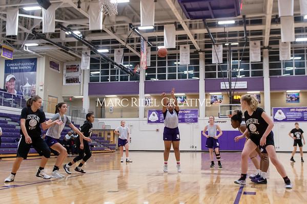 Broughton girls basketball vs Wake Forest. November 14, 2019. D4S_0307