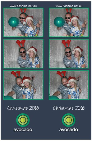 Avocado Consulting Christmas Party - 2 December 2016