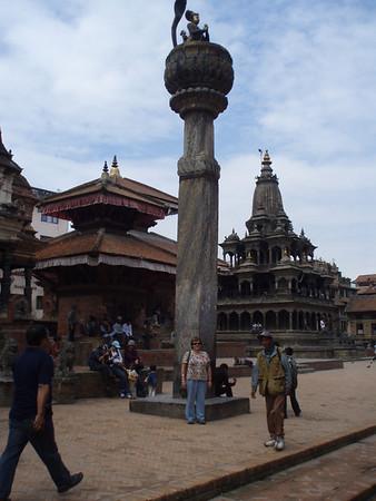 Bhaktapur and Patan