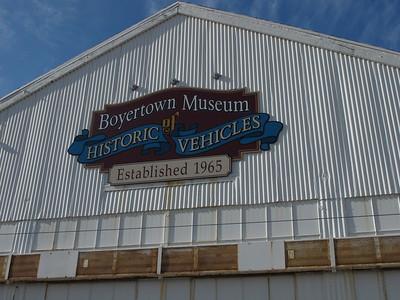 2013.11.6 Boyertown PA Auto Museum