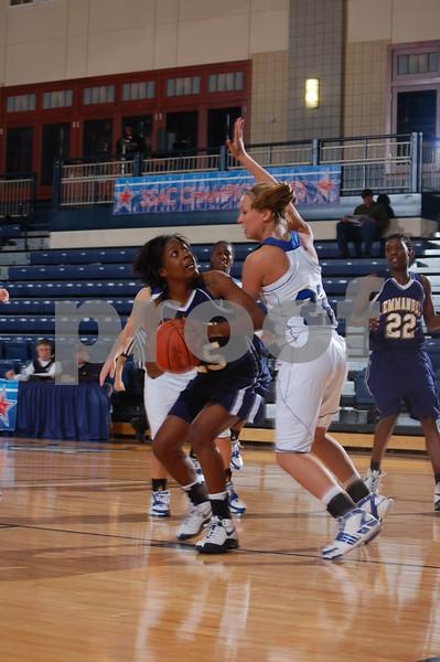 SSAC Tournament Shorter v. Emmanuel 3-5-09