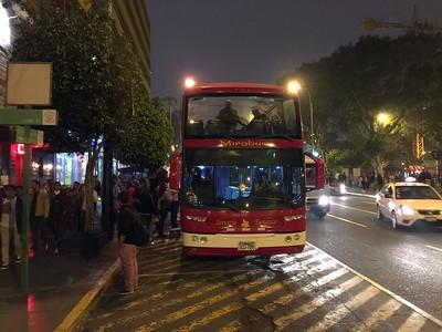 Lima - Mirabus Night Tour