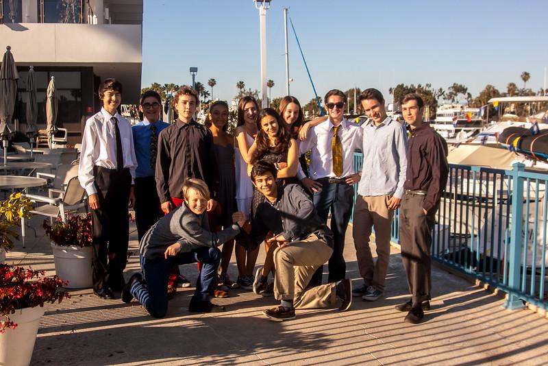 Samo High School Sailing Team