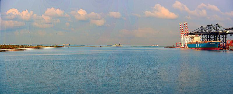 Thailand - Laem Chabang (Port for Bangkok) - 2014 and 2015