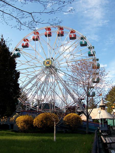 Giant Sky Wheel.