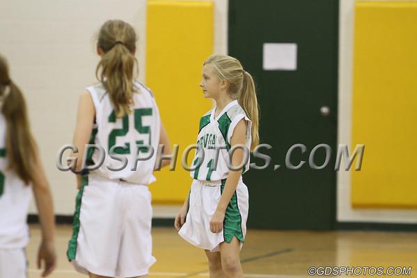 MS GIRLS VS CORNERSTONE 12-3-2013