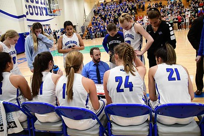Girls Basketball 2019 - 20