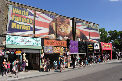 Camden Town and markets London