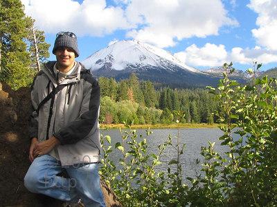 Camping at Lassen