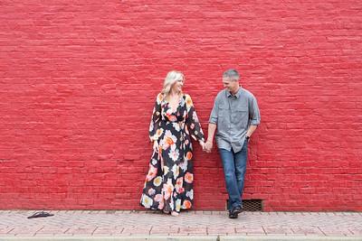 Jon and Laura - Engagement