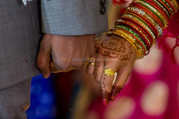 Rahul Anusha Wedding
