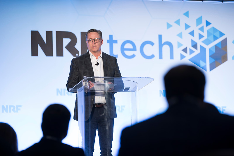 David Massey at NRFtech 2019