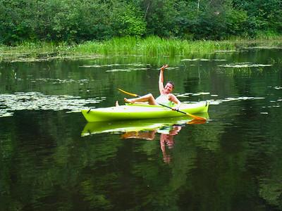 2010-8-21 Kayak