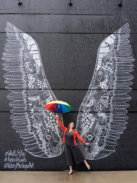 WhatLiftsYou Wings in The Gulch, Nashville