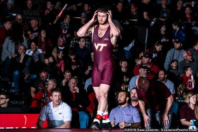 174-HWT & 125lbs - Ohio State Vs Virginia Tech - 11-17-19