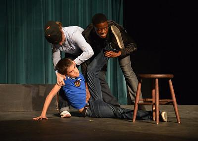 Theatre 1-2 Showcase (Fall 2012)