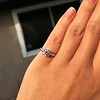 0.78ct Round Brilliant Diamond Bridal Set by Cartier 54