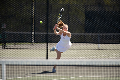 4/24/19: Girls' Varsity Tennis v Westminster