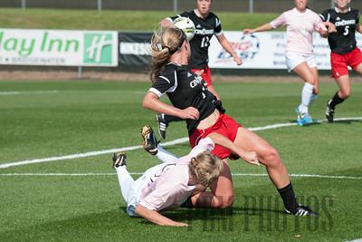 Rutgers Women v Cincinnati 10-14-2012