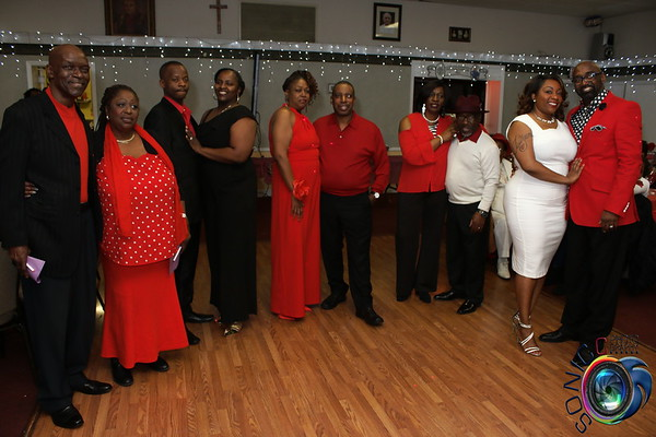 FEBRUARY 16TH, 2019: FIRST TIMOTHY RED AND WHITE DINNER DANCE