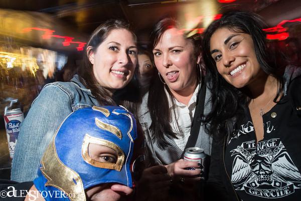Zombie Pool Party- Culo A Boca- Molkahete-It'll Grow Back