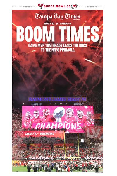 16 x 24 - Boom Times