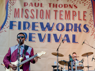 Paul Thorn's Mission Temple Revival
