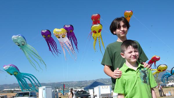 Berkeley Kite Fesativel