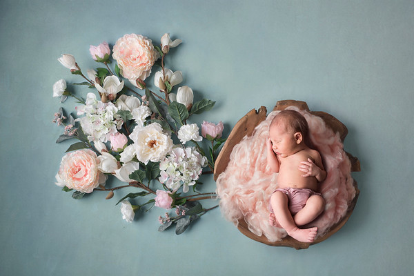Blakely - Newborn