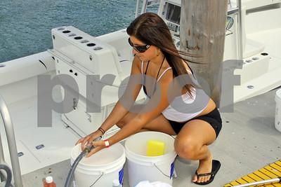 2008 Miami Kingfish Masters Tournament - Boat Wash