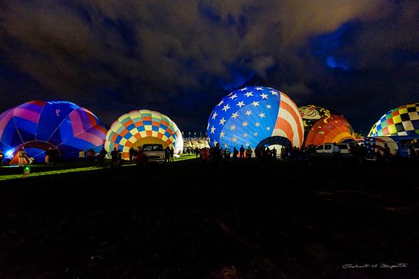 Albuquerque Balloon Fiesta 2015 - October 9 Special Shapes