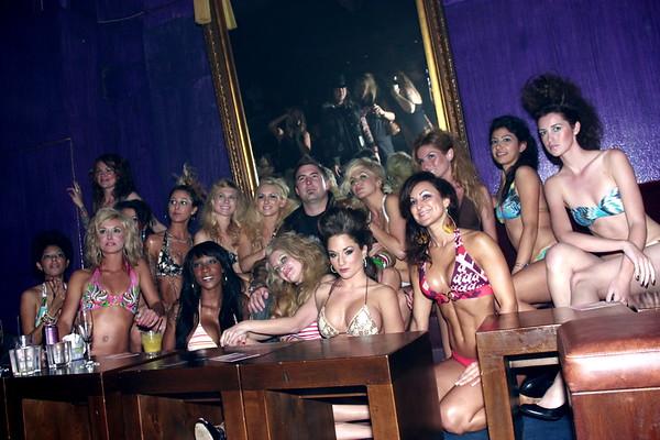 "Shark Club ""Vanish Productions Bikini Fashion Show"" 02-07-09"