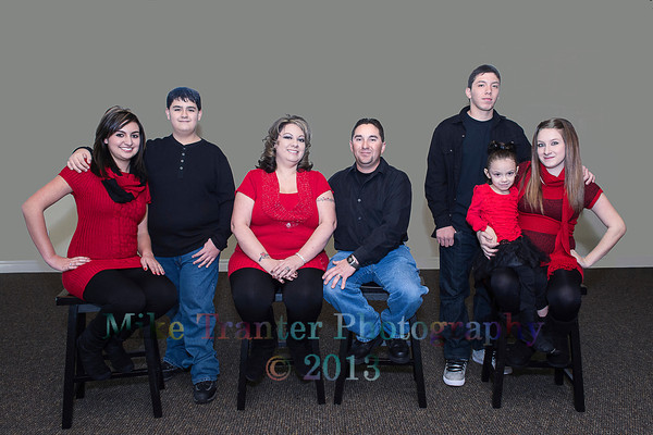 Vigil Family Portrait 2013