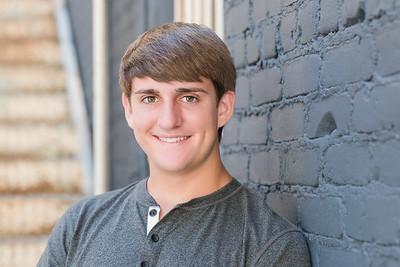 Moore - B - Senior Portrait