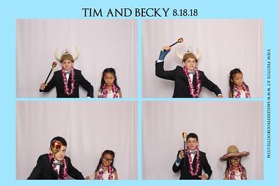 Tim + Becky