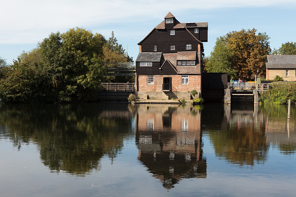 Houghton Mill, Cambridgeshire