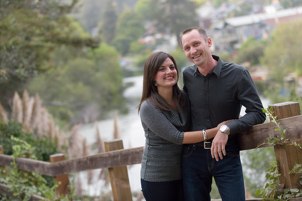 Alicia and Chris (Engagement Photography) @ Capitola, California