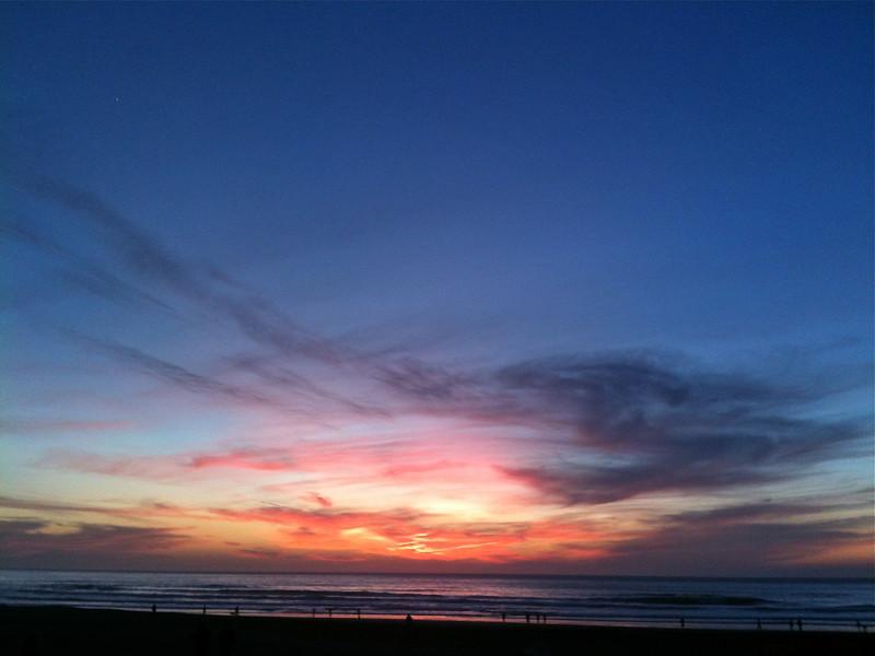 Ocean Beach, S.F.