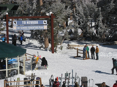 Tahoe November 2009