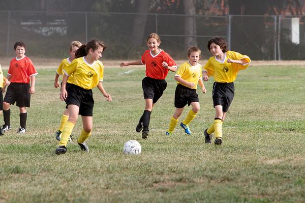 Fall Mountain Soccer 09-24-11