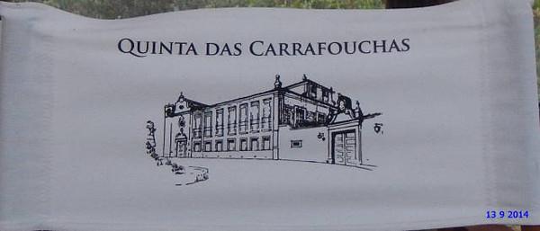 QUINTAS DAS CARRAFOUCHAS 13-09