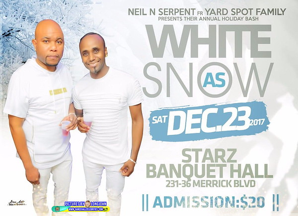 "YARDSPOT annual ""WHITE AS SNOW""(15)"
